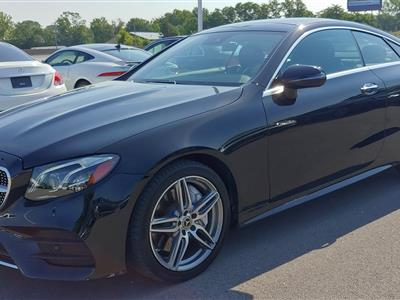 2018 Mercedes-Benz E-Class lease in Columbia,MO - Swapalease.com