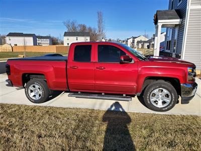 2018 Chevrolet Silverado 1500 lease in Xenia,OH - Swapalease.com