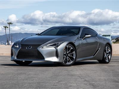 2018 Lexus LC lease in Los Angeles,CA - Swapalease.com