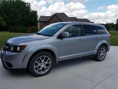 2018 Dodge Journey lease in Bruce Township,MI - Swapalease.com