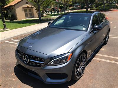 2018 Mercedes-Benz C-Class lease in Ladera Ranch,CA - Swapalease.com