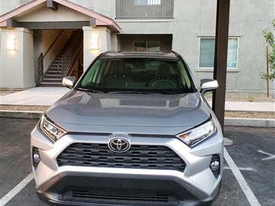 2019 Toyota RAV4 lease in Prescott Valley,AZ - Swapalease.com