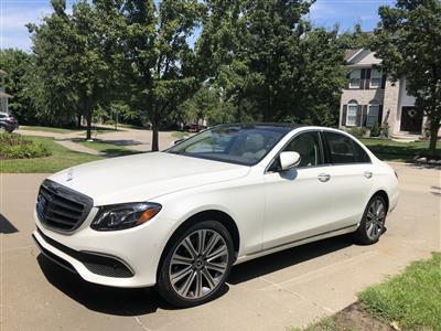 2019 Mercedes-Benz E-Class lease in saint louis,MO - Swapalease.com