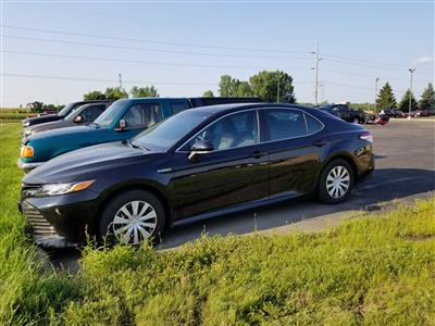 2018 Toyota Camry Hybrid lease in Rockford,MN - Swapalease.com