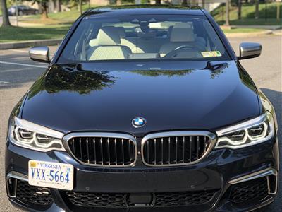 2018 BMW 5 Series lease in Arlington,VA - Swapalease.com