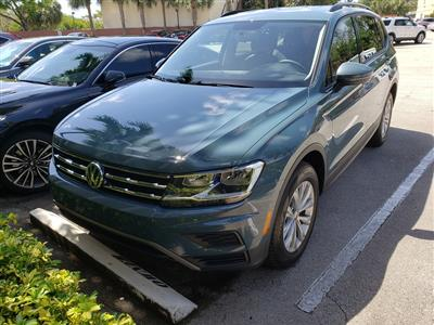 2019 Volkswagen Tiguan lease in Fort Lauderdale,FL - Swapalease.com
