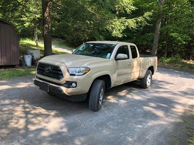 2018 Toyota Tacoma lease in SAUGERTIES,NY - Swapalease.com