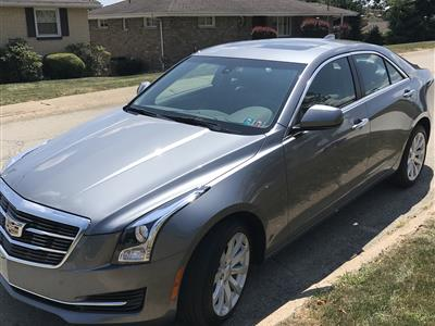 2018 Cadillac ATS lease in Canonsburg,PA - Swapalease.com