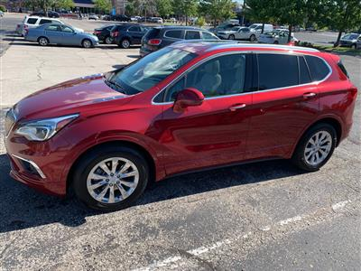 2018 Buick Envision lease in Blue Springs,MO - Swapalease.com