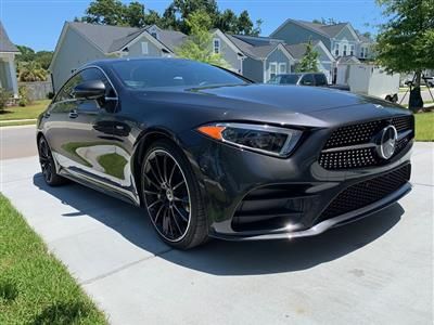 2019 Mercedes-Benz CLS Coupe lease in Mt. Pleasant,SC - Swapalease.com