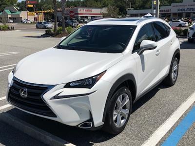 2017 Lexus NX 200t lease in Ponte Verde,FL - Swapalease.com