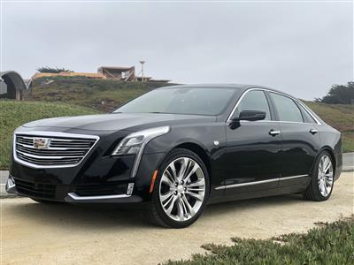 2018 Cadillac CT6 lease in SAN JOSE,CA - Swapalease.com