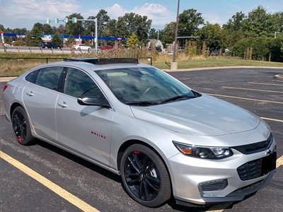 2018 Chevrolet Malibu lease in Lorain,OH - Swapalease.com