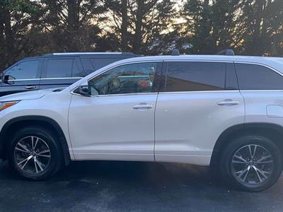 2018 Toyota Highlander lease in Huntingtown,MD - Swapalease.com