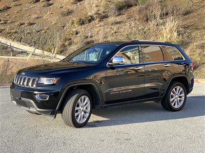 2017 Jeep Grand Cherokee lease in San Francisco,CA - Swapalease.com