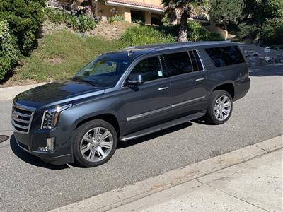 2019 Cadillac Escalade ESV lease in Westlake Village,CA - Swapalease.com