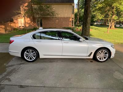 2018 BMW 7 Series lease in Anderson,IN - Swapalease.com