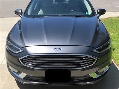 2017 Ford Fusion Hybrid lease in SAN MARCOS,CA - Swapalease.com