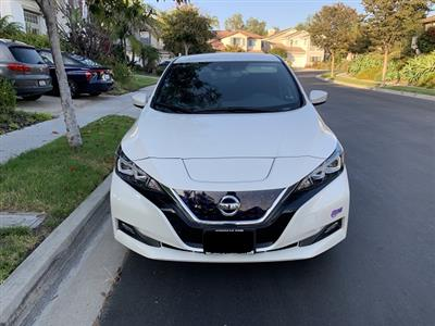 2018 Nissan LEAF lease in SAN CLEMENTE,CA - Swapalease.com