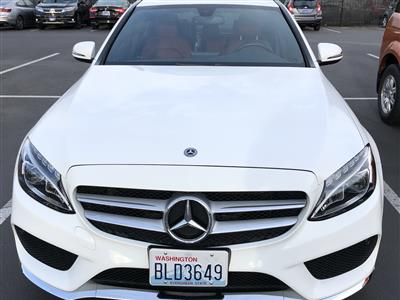 2018 Mercedes-Benz C-Class lease in Vancouver,WA - Swapalease.com