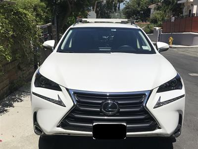 2017 Lexus NX 200t lease in Los Angeles,CA - Swapalease.com
