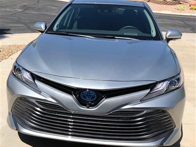 2019 Toyota Camry Hybrid lease in Henderson,NV - Swapalease.com