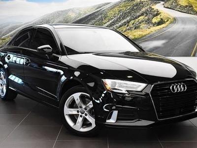 2018 Audi A3 lease in Marina Del Rey,CA - Swapalease.com
