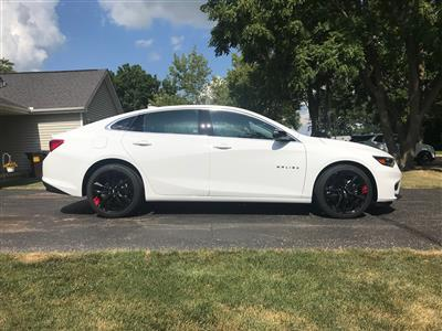 2018 Chevrolet Malibu lease in Freeport,IL - Swapalease.com