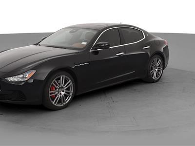 2017 Maserati Ghibli lease in Garden Grove,CA - Swapalease.com