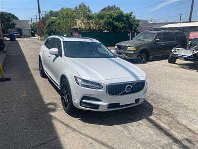 2018 Volvo V90 Cross Country lease in Santa Monica,CA - Swapalease.com