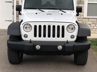 2017 Jeep Wrangler Unlimited lease in Grand Rapids,MI - Swapalease.com