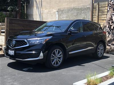 2019 Acura RDX lease in Los Angeles,CA - Swapalease.com