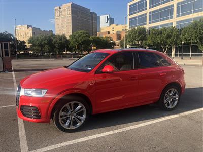 2018 Audi Q3 lease in Fort Worth,TX - Swapalease.com