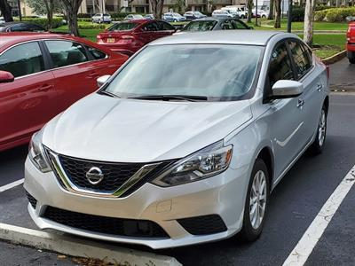 2018 Nissan Sentra lease in Tamarac,FL - Swapalease.com