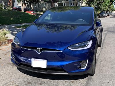 2018 Tesla Model X lease in West Hollywood,CA - Swapalease.com