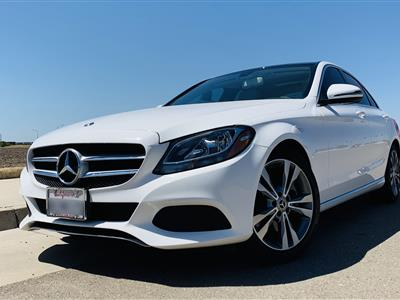 2018 Mercedes-Benz C-Class lease in Stockton,CA - Swapalease.com