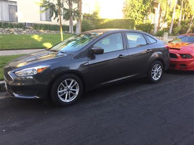 2018 Ford Focus lease in Los Angeles,CA - Swapalease.com
