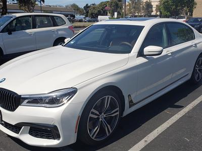 2019 BMW 7 Series lease in Oakland,CA - Swapalease.com