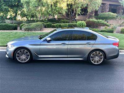 2018 BMW 5 Series lease in Las Vegas,NV - Swapalease.com