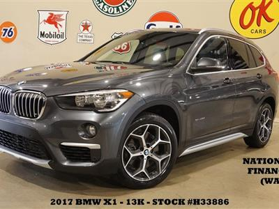2017 BMW X1 lease in Foster City,CA - Swapalease.com