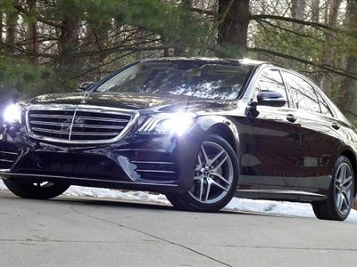 2018 Mercedes-Benz S-Class lease in Washington,DC - Swapalease.com