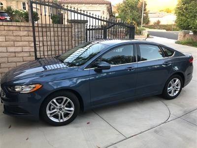 2018 Ford Fusion lease in Thousand Oaks,CA - Swapalease.com