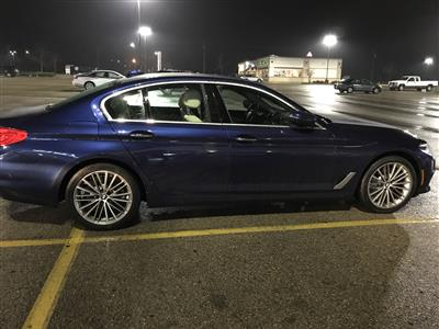 2017 BMW 5 Series lease in ROCHESTER,MN - Swapalease.com