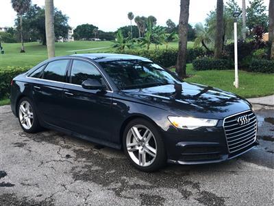 2017 Audi A6 lease in POMPANO BEACH,FL - Swapalease.com