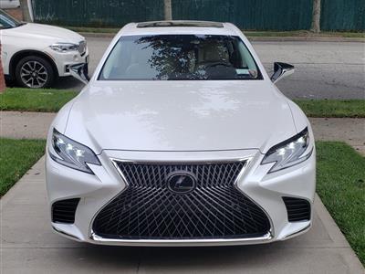 2019 Lexus LS 500 lease in Staten Island,NY - Swapalease.com