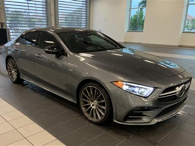 2019 Mercedes-Benz CLS Coupe lease in Naples,FL - Swapalease.com