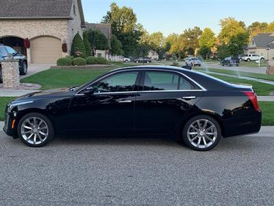 2018 Cadillac CTS lease in Fort Gratiot,MI - Swapalease.com