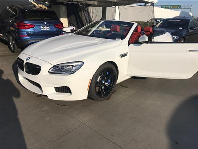 2018 BMW M6 lease in Los Angeles,CA - Swapalease.com