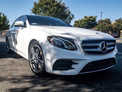 2018 Mercedes-Benz E-Class lease in UNION CITY,CA - Swapalease.com