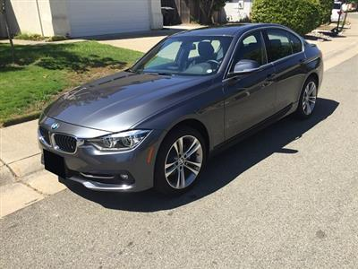 2018 BMW 3 Series lease in Roseville ,CA - Swapalease.com